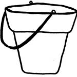 bucket analogy