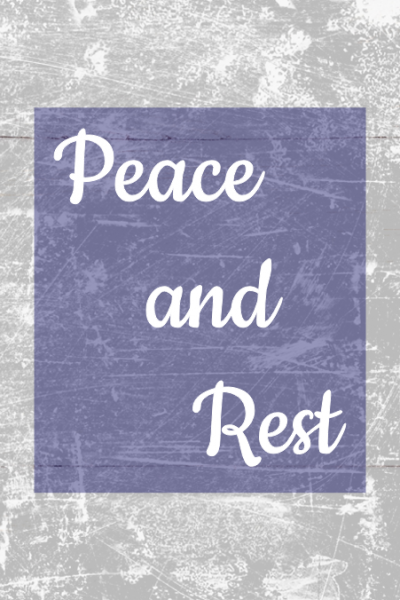 Peace and Rest fi