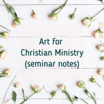 Art for Christian Ministry