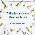 A Grace by Grade Planning Guide for HS