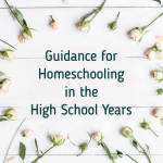 Homeschooling During High School
