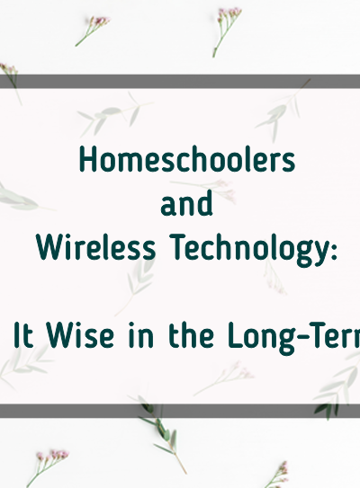 Is Wireless Wise in LongTerm Used This Way