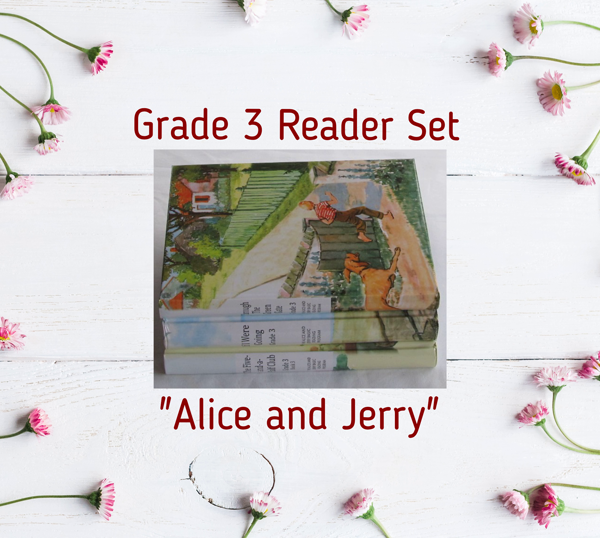 Alice and Jerry Grade 3