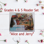 Alice and Jerry Grades 4 and 5