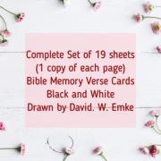 DWE Complete BW set