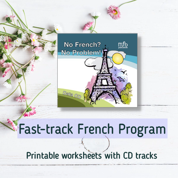 No French No Problem Peppermint Stick Learning Company Inc