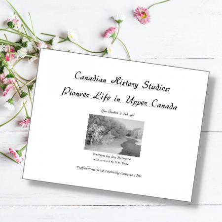 Pioneer Life in Upper Canada
