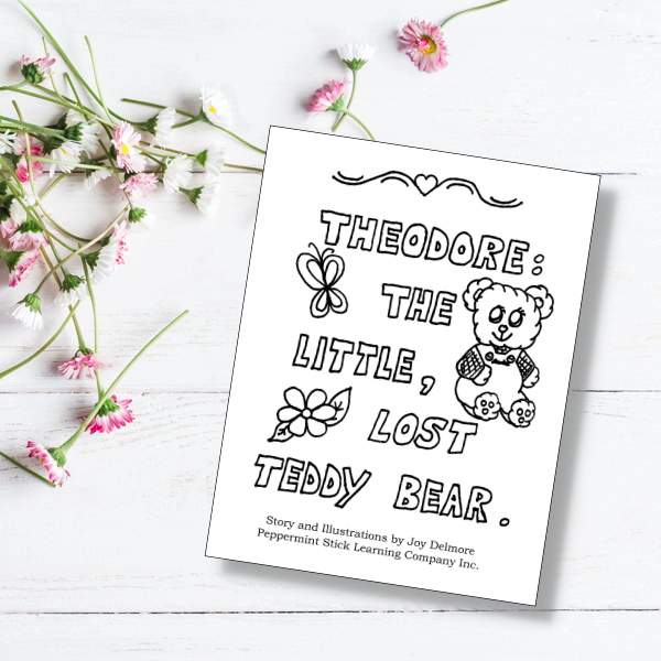 Theodore Lost Teddy