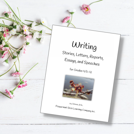 Writing for Grades 4 to 12