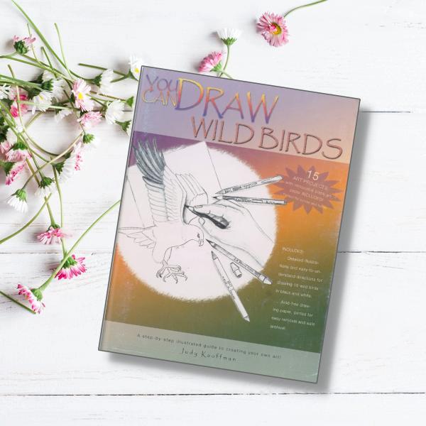 You Can Draw Wild Birds