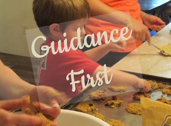 Guidance first