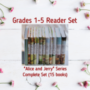 Alice and Jerry Complete Set