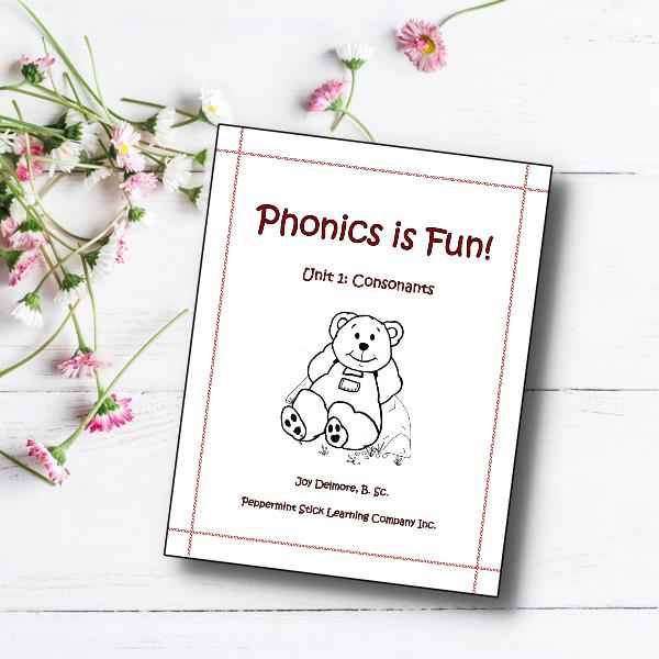 Phonics is Fun Consonants Unit