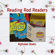 Reading Rods Alphabet