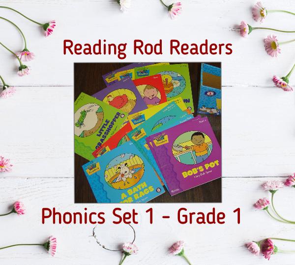 Reading Rods Set 1