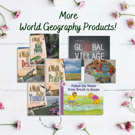 Geography Supplementary Products