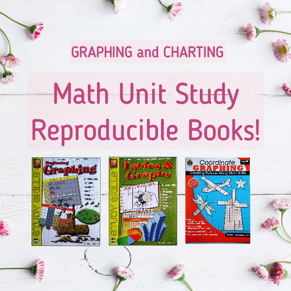 graphing and charting math curriculum