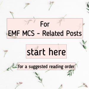 Start Here to Learn about EMF MCS