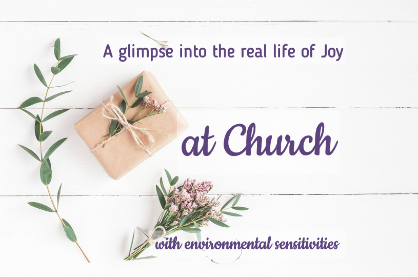 church and environmental sensitivities