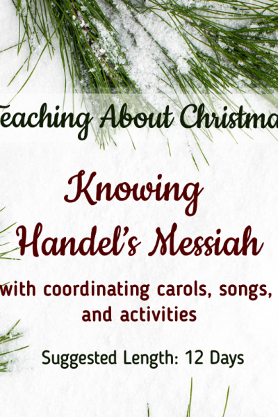 Handel's Messiah at Christmas