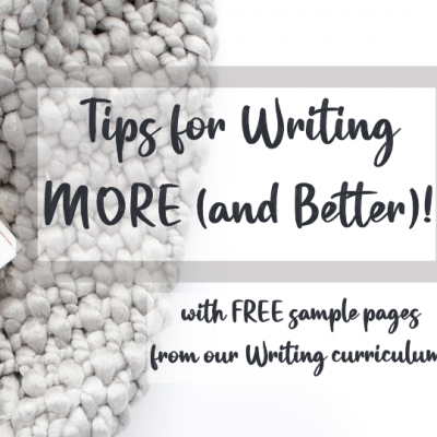 Tips for Writing MoreBlog