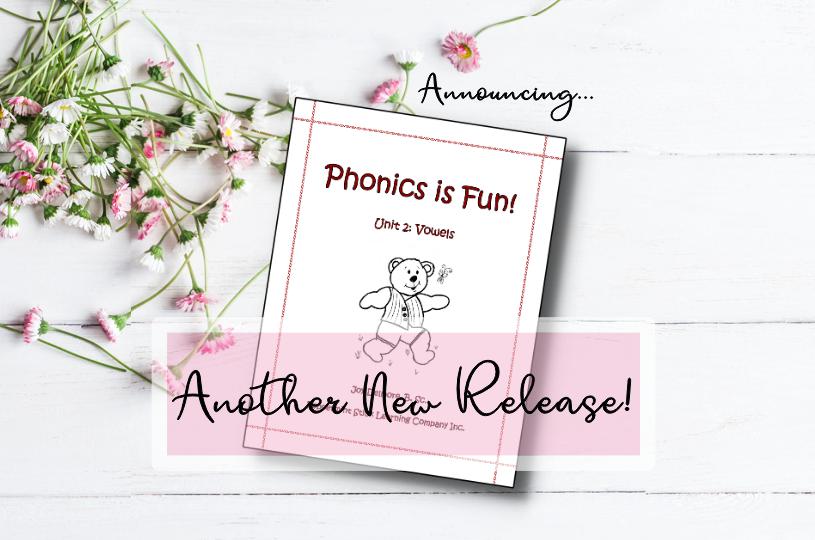 Phonics Vowels Release Blog Pic