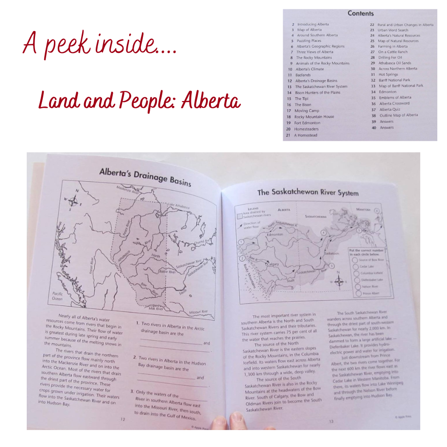 AB Land and People