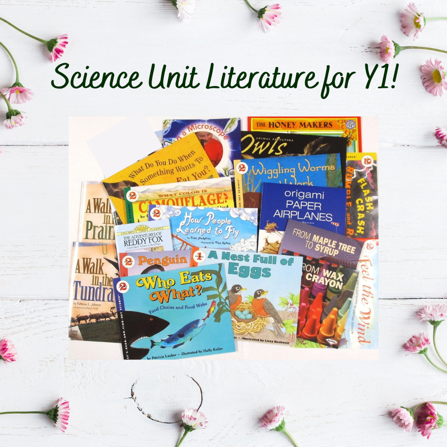 Science Y1 Literature FI