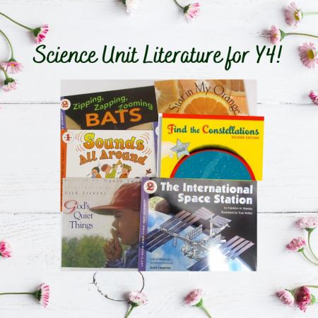 Science Literature for Y4