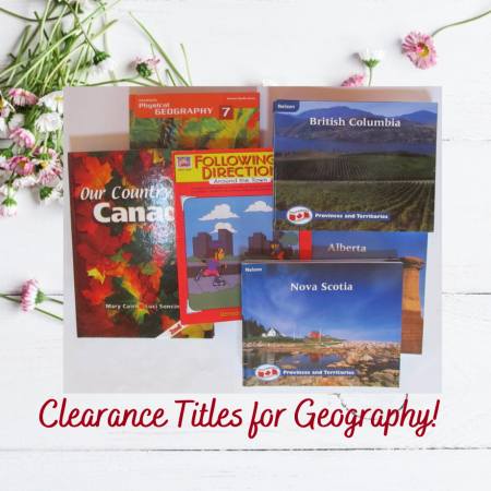 Clearance Geography
