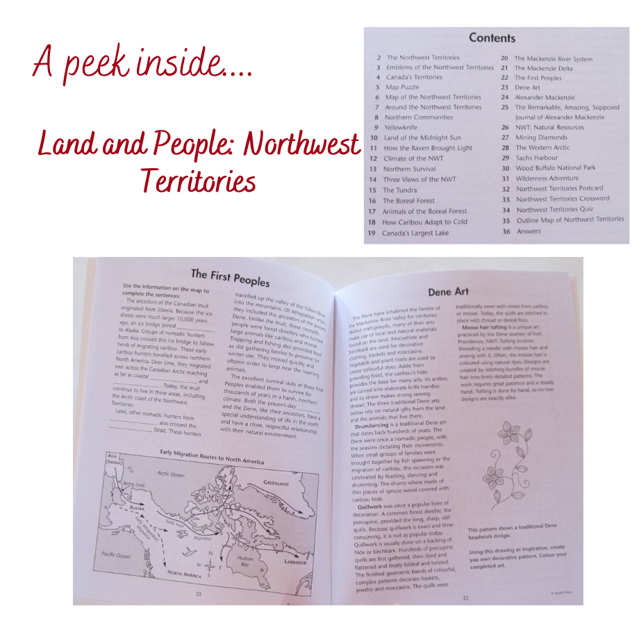 NWT Land and People