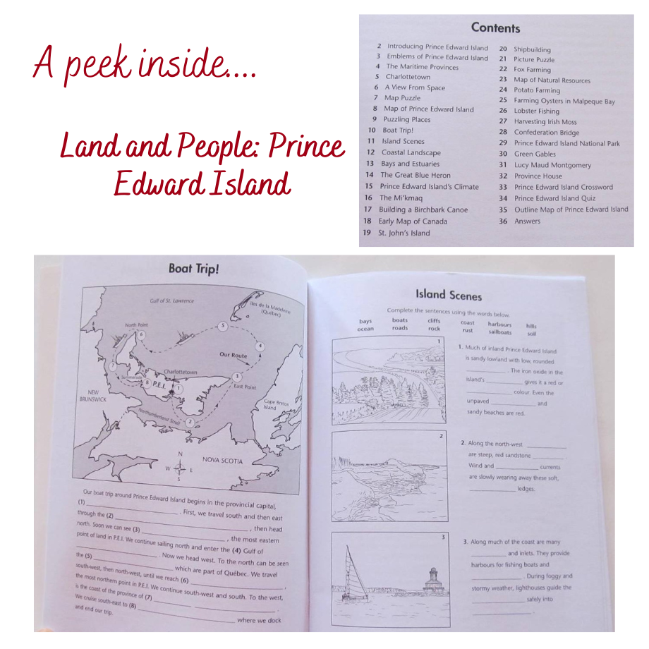 PEI Land and People