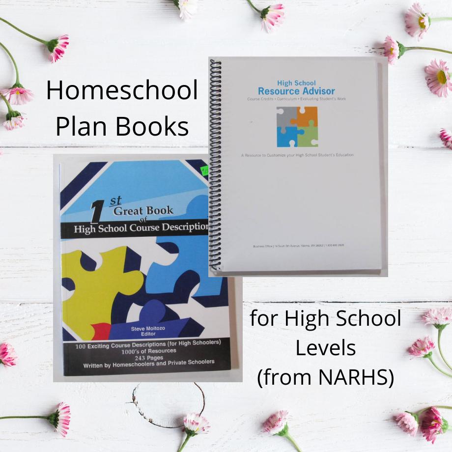 HS Plan Books NARHS