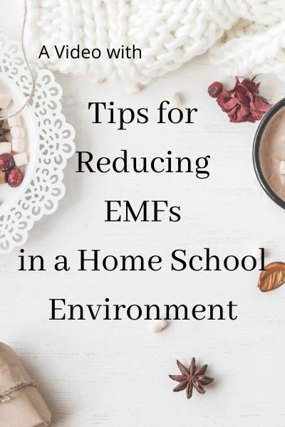 Tips for Reducing EMFs